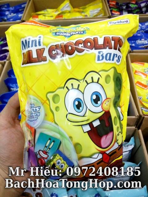 Socola SpongeBob 227g