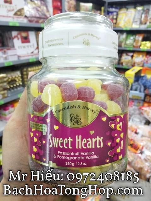 Kẹo hoa quả Đức 350g