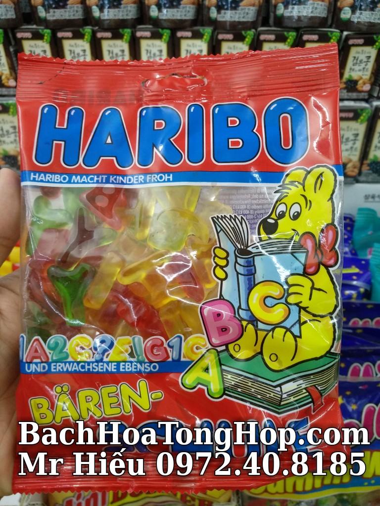 Kẹo dẻo Haribo Baren Schule