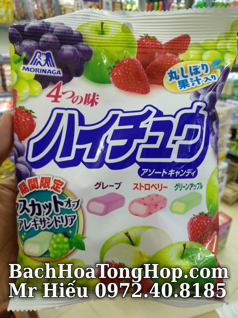 Kẹo hoa quả Morinaga