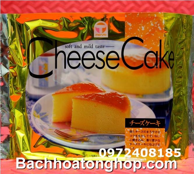 Bánh Cheese Cake Nhật