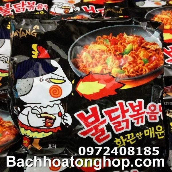 Mỳ cay Hàn Quốc