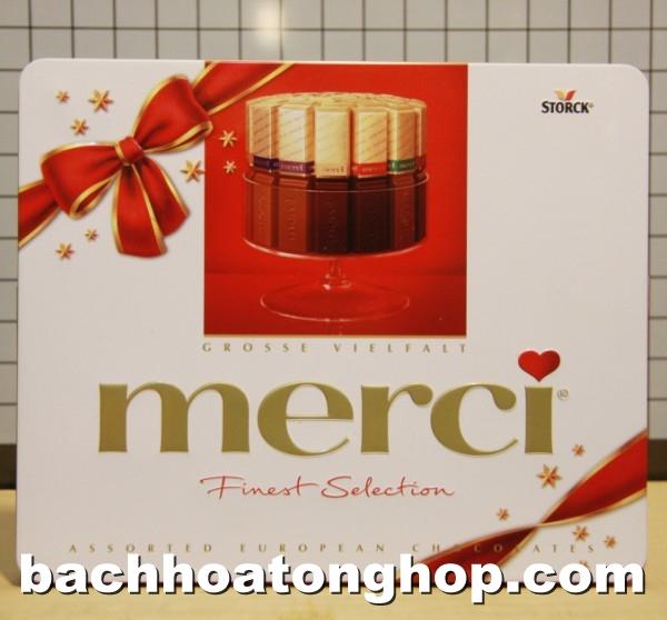 Socola Merci 500g (Đức)