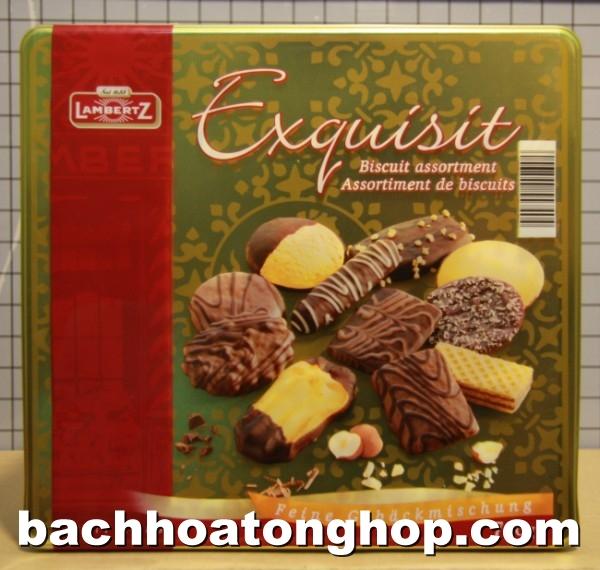 Bánh Exquisit 750g (Đư