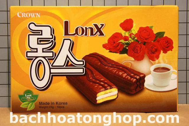 Bánh LonX 230g (Hàn Quo
