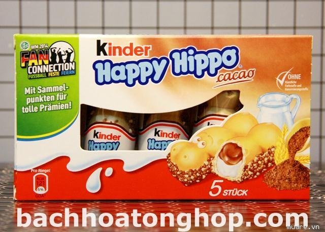 Kinder Happy Hippo 120g