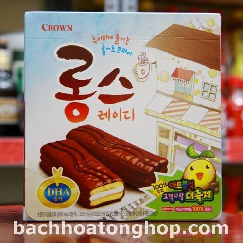 Bánh LonX 138g (Hàn Quo