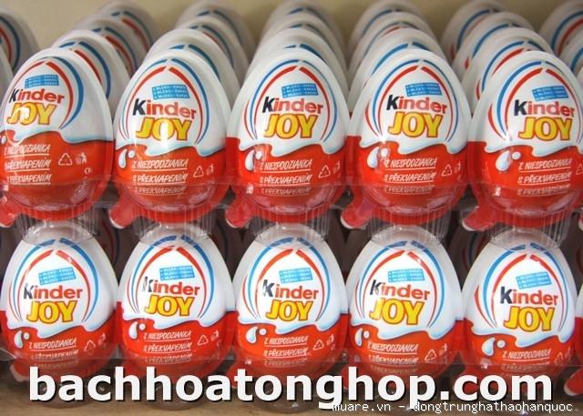 Socola trứng Kinder Joy