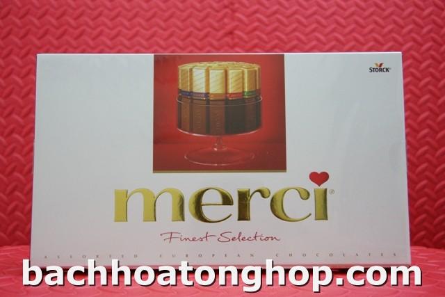 Socola Merci 400g (Đức)